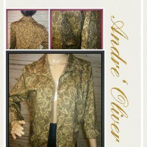 Andre' Oliver Adorable Blazer/ Jacket!!